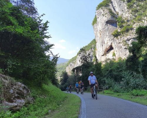 De Brenta-fietsroute