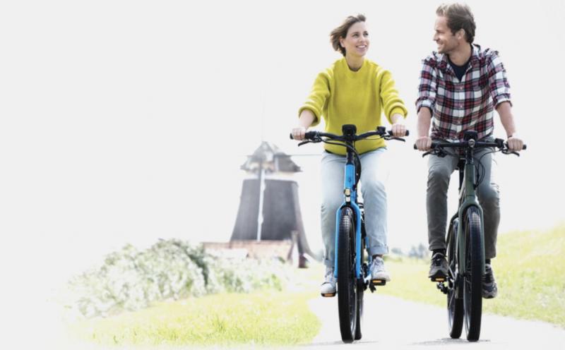 e-bikes testen, daar draait het om op de E-bike Xperience